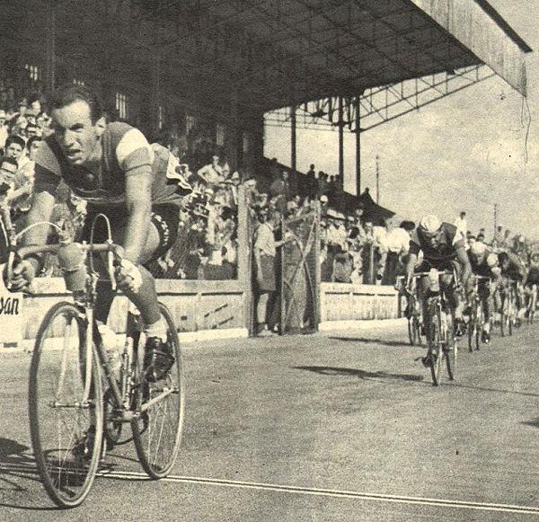 Tour 1957 Defilippis à Alès blog
