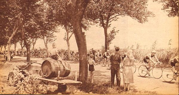 Tour 1957 entre Perpignen et Barcelone blog
