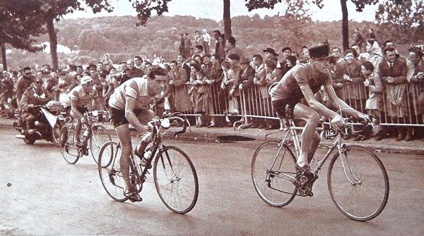 Tour 1957 Le Dissez blog
