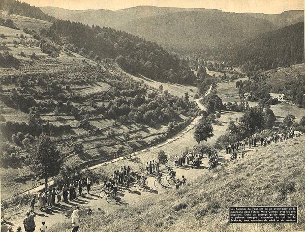 Tour 1957 Metz-Colmar blog