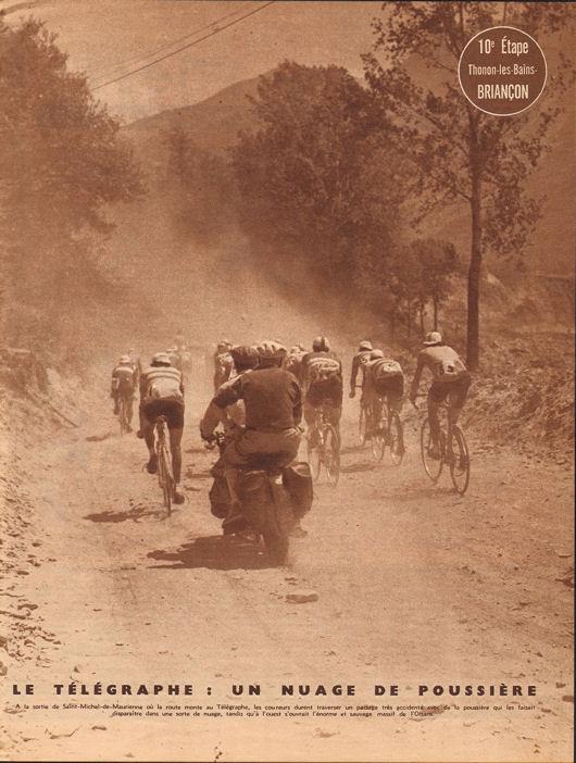 Tour 1957 Thonon-Briançon blog 2