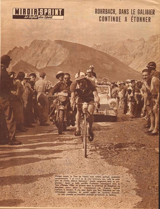 Tour 1957 Thonon-Briançon blog 4