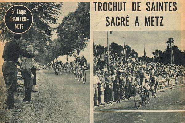 Tour 1957 Trochut à Metz blog