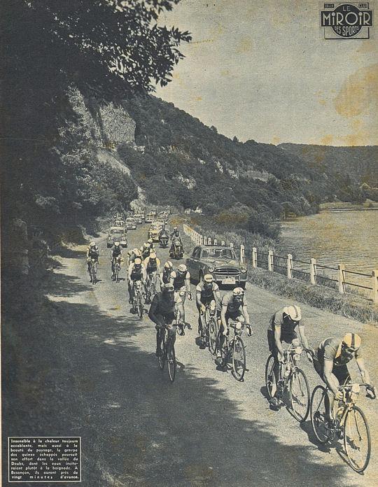 Tour 1957 Vers Besançon blog
