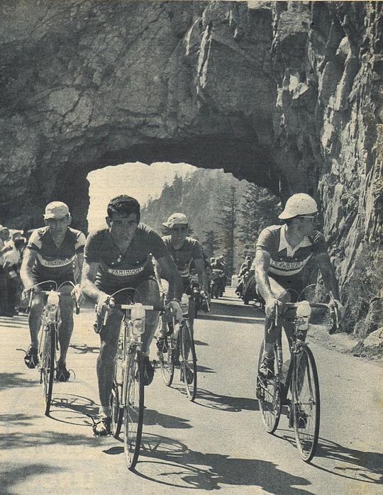 Tour 1957 Vers Colmar blog