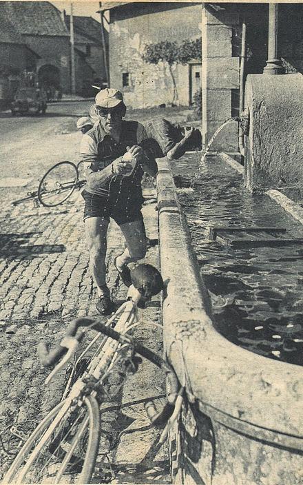 Tour 1957 Vers Colmar ou Besançon blog