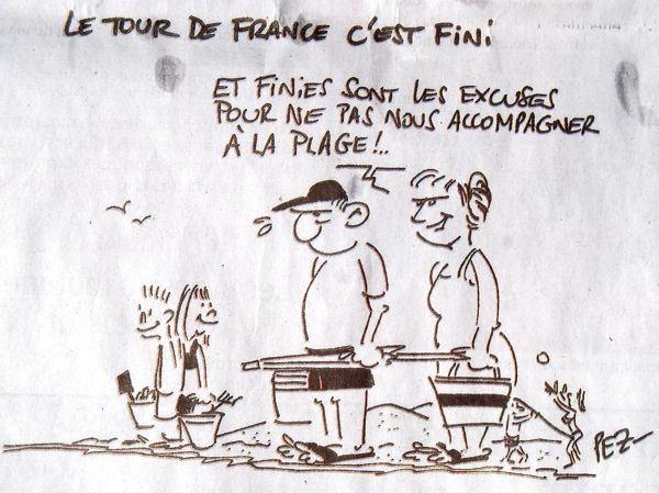 Tour 2017 Dessin Dépêche du Midi blog