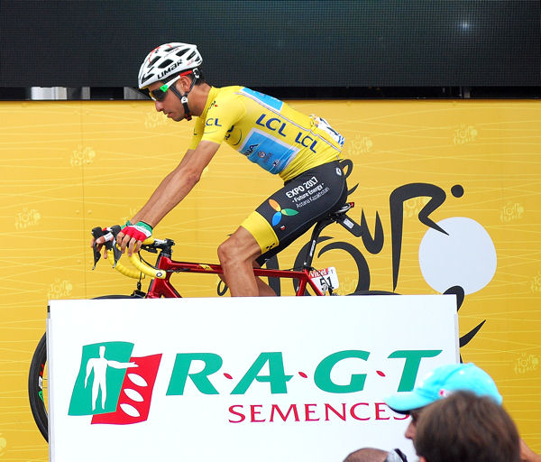 Tour 2017 St-Girons Aru blog 2