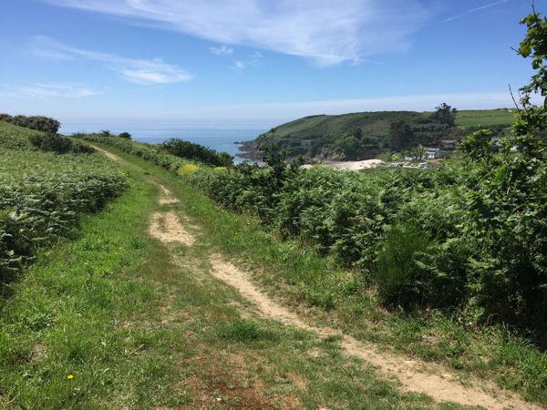 Vers la pointe Corsen blog 1
