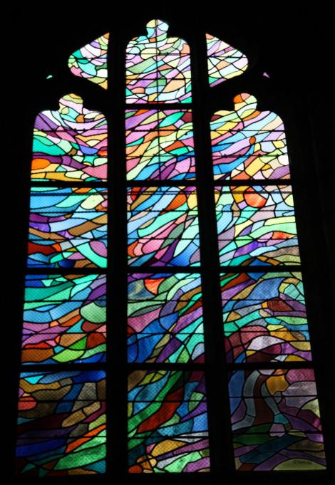 vitraux Manessier Locronan