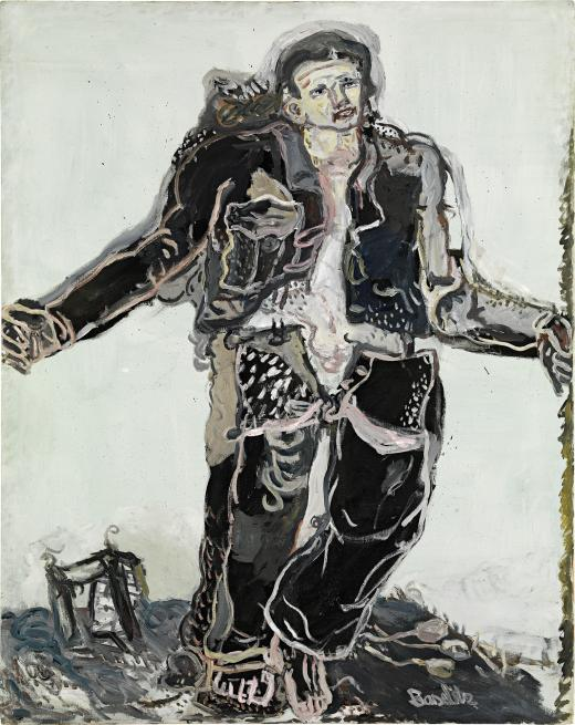 Baselitz-the-new-type-1966