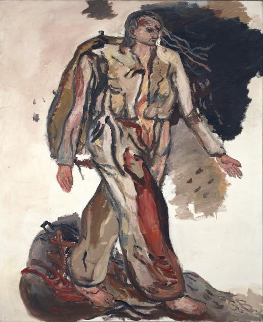 Baselitzbonjour-monsieur-courbet-1965