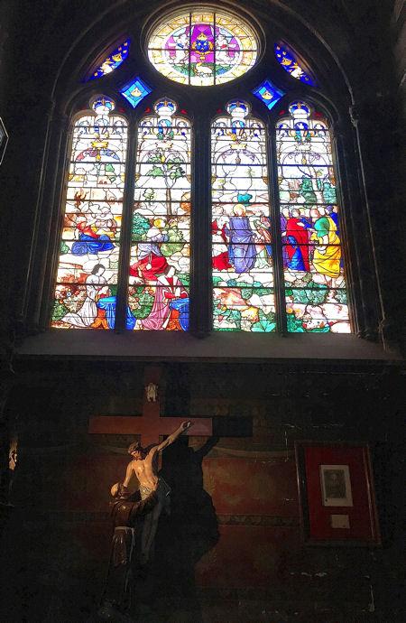 Bayonne cathédrale blog 1