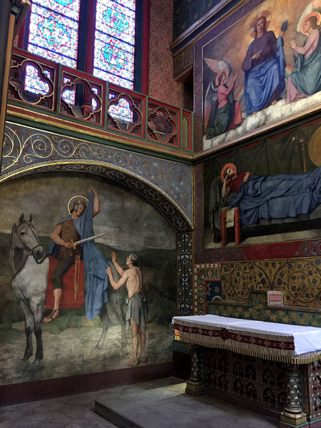 Bayonne cathédrale blog 2
