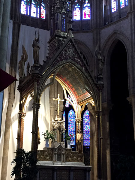 Bayonne cathédrale blog 4