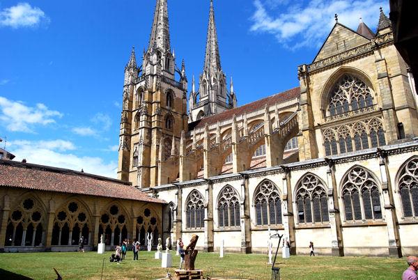 Bayonne cathédrale blog9