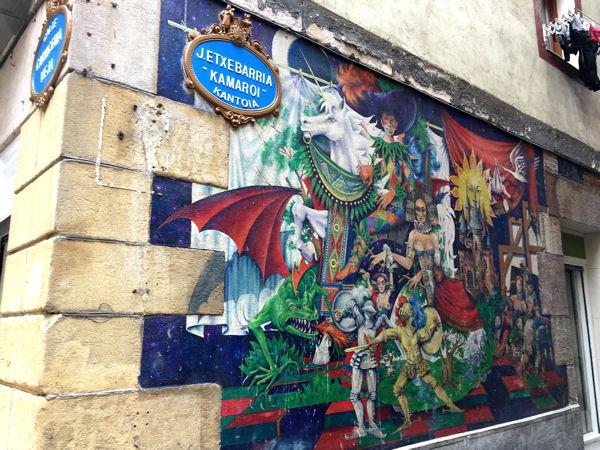 Bilbao Casco Viejo blog 3