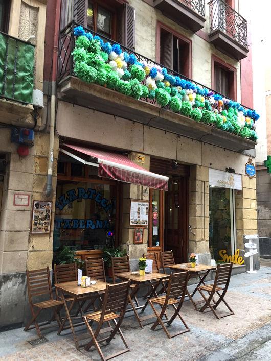 Bilbao Casco Viejo blog 4