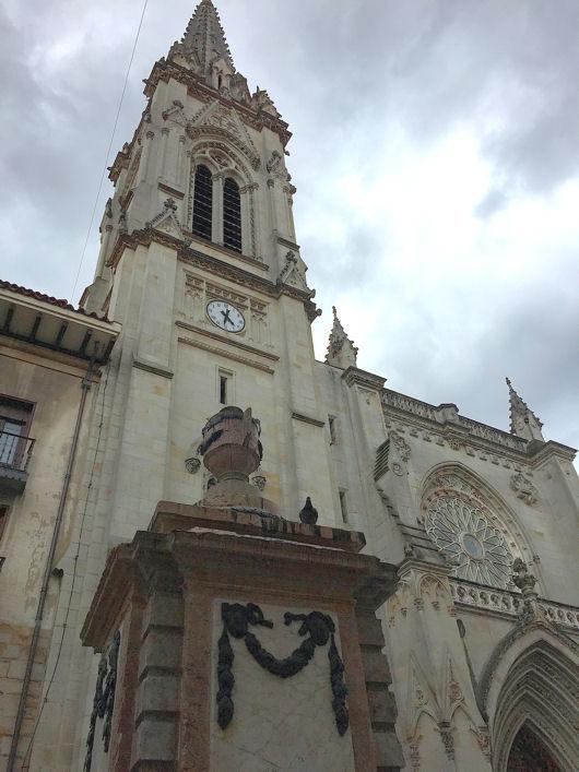 Bilbao cathédrale Santiago blog 2