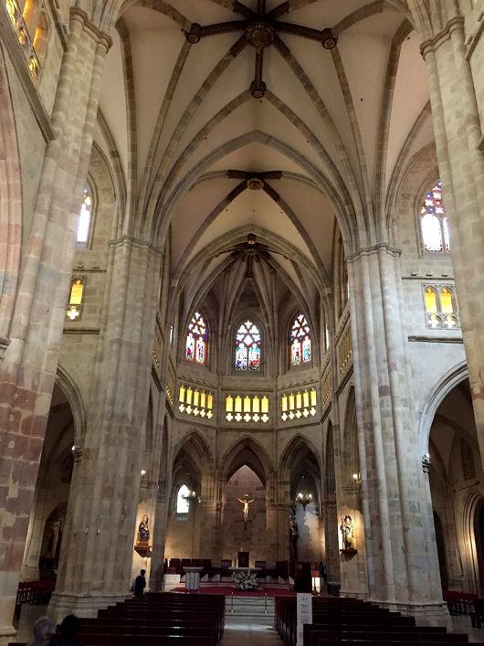 Bilbao cathédrale Santiago blog 3