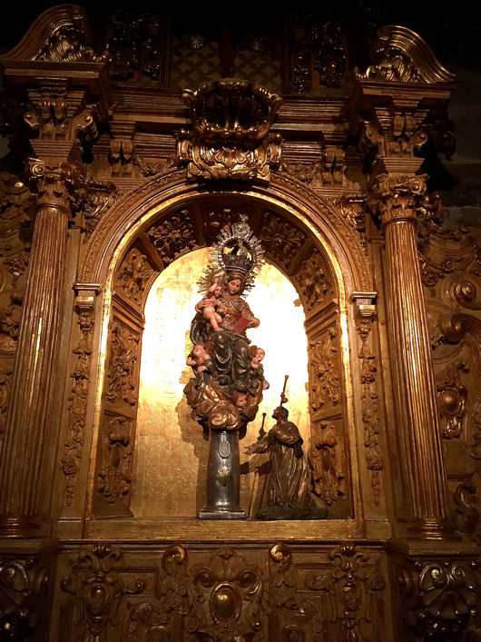 Bilbao cathédrale Santiago blog 4