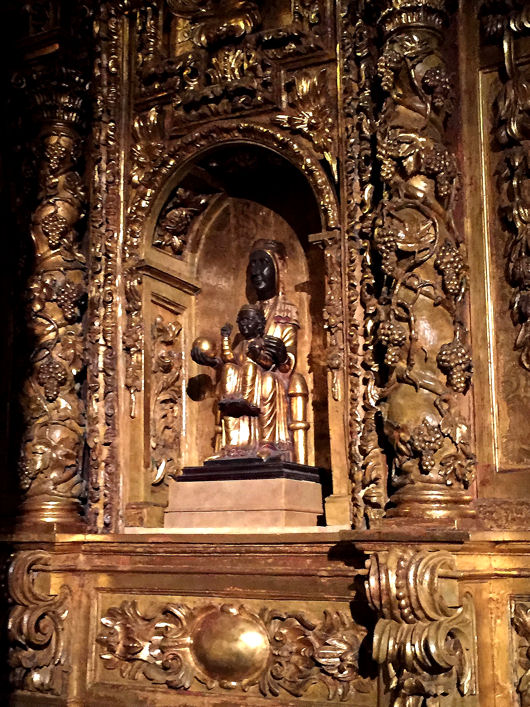 Bilbao cathédrale Santiago blog 6