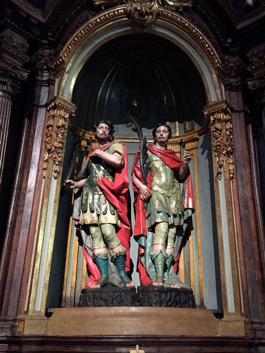 Bilbao église San Nicolas blog4