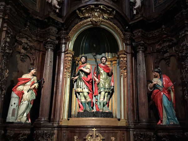 Bilbao église San Nicolas blog5