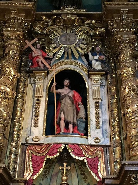 Bilbao église Santos Juanes blog 5