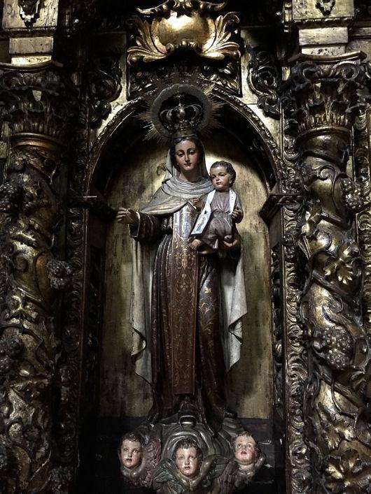 Bilbao église Santos Juanes blog 6