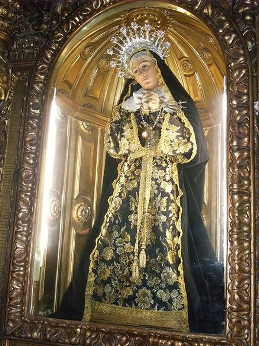 Bilbao église Santos Juanes blog Dolorosa 4