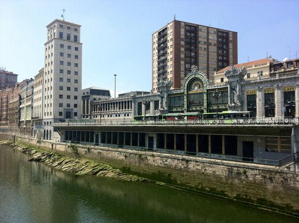 Bilbao Gare de Santander blog1