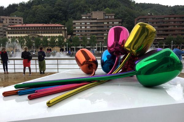 Bilbao Guggenheim ext blog 11