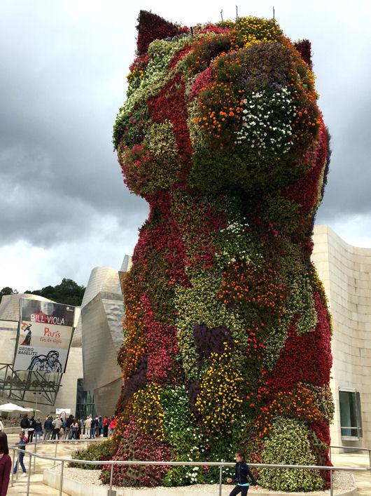 Bilbao Guggenheim ext blog 13