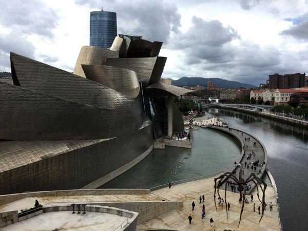 Bilbao Guggenheim ext blog 16