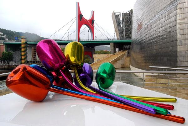Bilbao Guggenheim ext blog 2