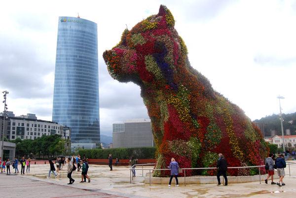 Bilbao Guggenheim ext blog 6
