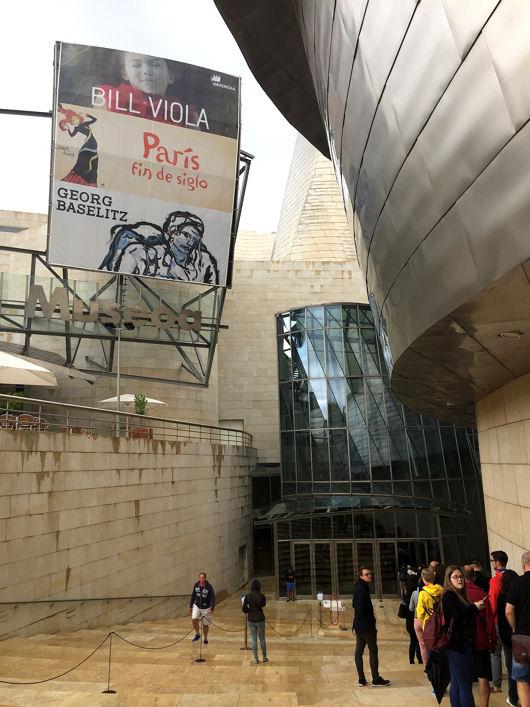 Bilbao Guggenheim ext blog 9