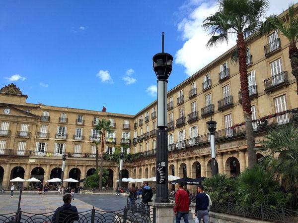 Bilbao Plaza Nueva blog 3