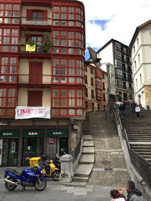 Bilbao Plaza Unanumo blog