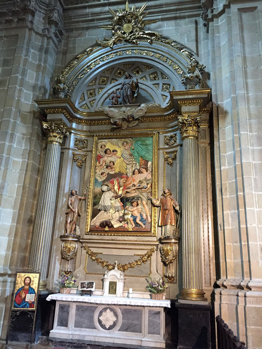 San Sebastian blog basilique 10