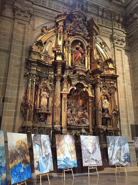 San Sebastian blog basilique 8