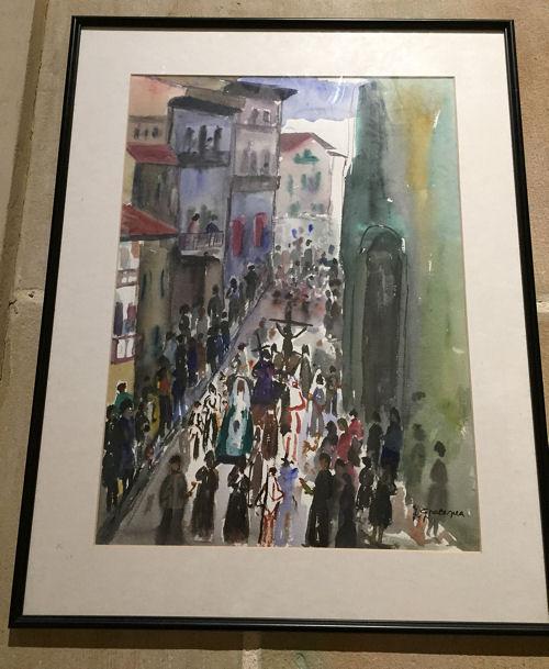San Sebastian blog basilique musée 8
