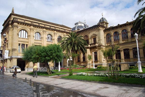 San Sebastian blog bibliothèque