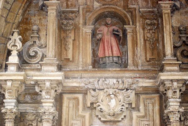 San Sebastian blog église San Vicente 2
