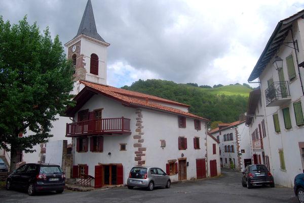 Aldudes église blog 1