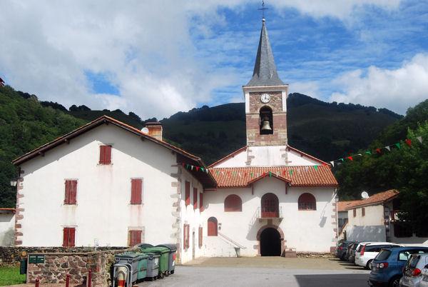 Aldudes église blog 2