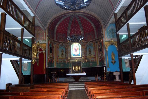 Aldudes église blog 3
