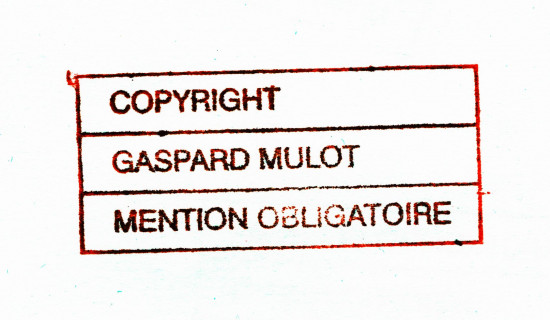 TAMPON 4 Mulot