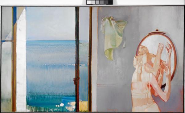 Chambre ouverte sur la mer Leonardo Cremonini 1925-2010